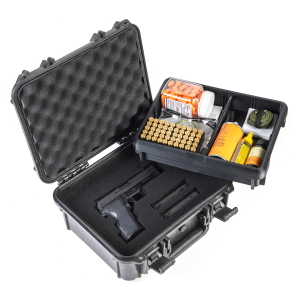 Defender Weatherproof Case with Tray