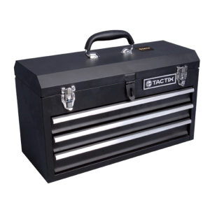 3 Drawer Portable Steel Tool Box