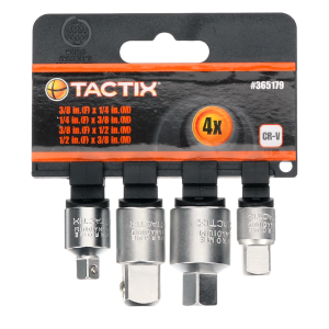 4-Piece Socket Adapter Set