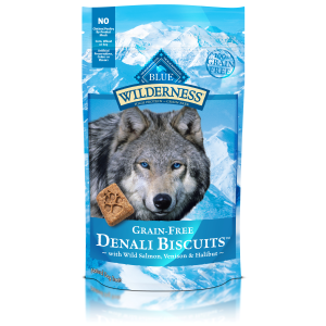 BLUE Wilderness Denali Dinner Biscuits Dog Treats