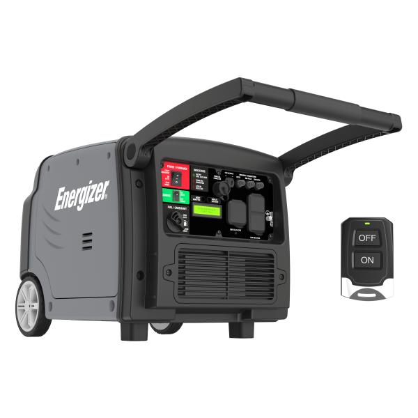 3200 Watt Gas Powered Portable