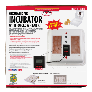 Circulated Air Incubator