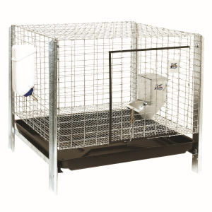 "24"" x 24"" x 16"" Rabbit Hutch Complete Kit"