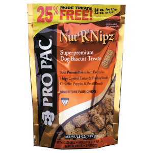 Nut'R'Nipz Dog Biscuit Treats