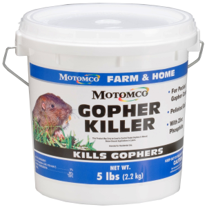 Gopher Killer