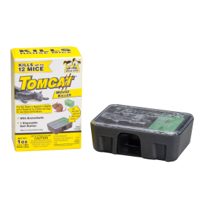 Tomcat Mouse Killer Bait Station