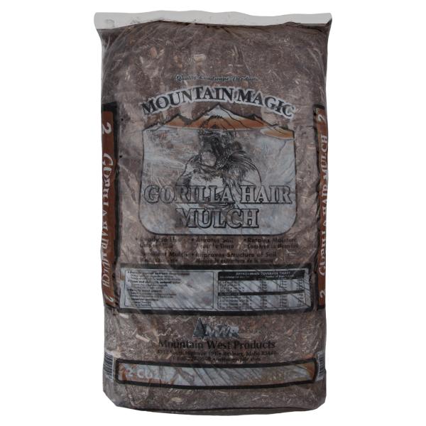 Gorilla Hair Premium Mulch - RTU