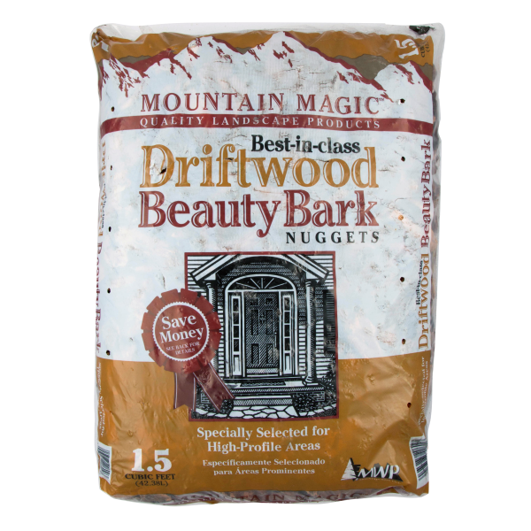 Driftwood Beauty Bark Nuggets - RTU