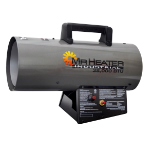 Industrial 38,000 BTU Forced Air Propane Heater