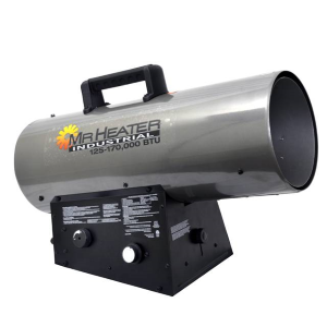 125-170,000 Forced Air Propane Heater
