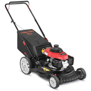 "XP 21"" 3-in-1 Push Lawn Mower with Honda Engine"