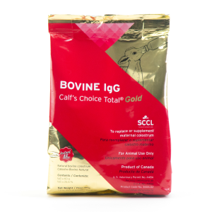 Gold Bovine IgG Colostrum