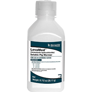 698920 LevaMed Soluble Pig Wormer