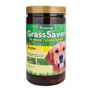 GrassSaver Wafers Plus Enzymes for Dogs