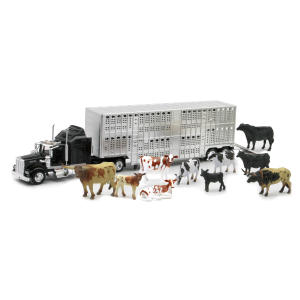 Country Life 1:43 Scale Livestock Truck Hauler