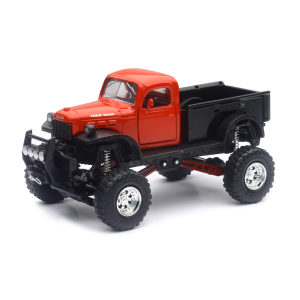 Xtreme Adventure 1:32 Scale 4x4 Truck - Assorted
