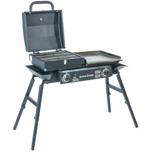 Tailgater Combo Grill and Griddle