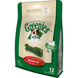 Dog Dental Chews-Regular
