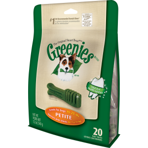 Dog Dental Chews-Petite