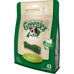 Dog Dental Chews-Teenie
