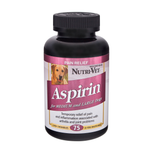 Aspirin for Medium and Large Dogs