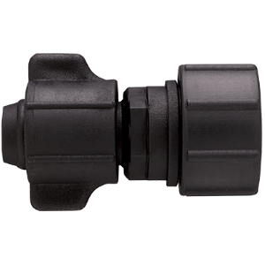 "1/2"" Universal Tubing to Hose/Faucet Adapter"