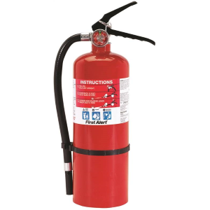 3-A:40-B:C Heavy Duty Rechargeable Fire Extinguisher