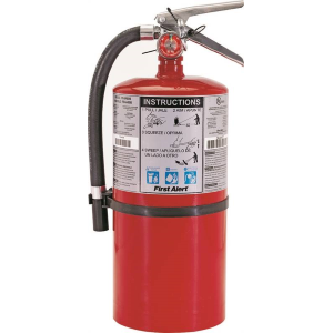 4-A:60-B:C Rechargeable Commercial Fire Extinguisher