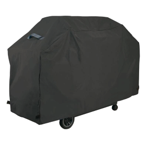 "Large Full Length Heavy Duty Grill Cover - 60"" x 21"" x 40"""