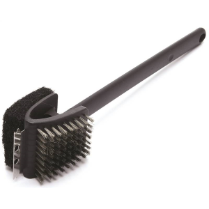 "17"" 3-in-1 Grill Brush"