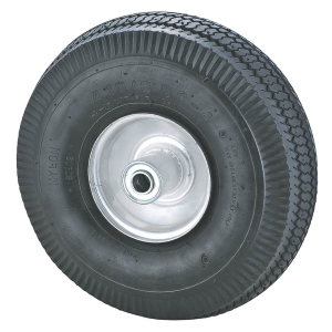 10 x 3-1/2 Hand Truck Tire with Tube