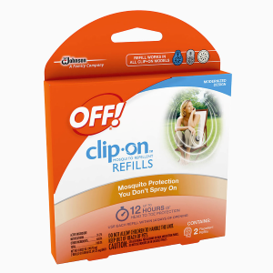 Clip On Mosquito Repellent Refills