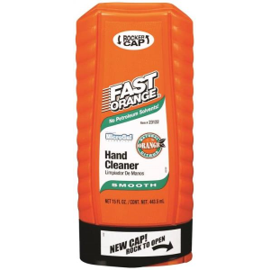 Fast Orange Smooth Lotion Hand Cleaner