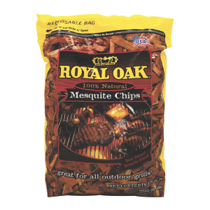 Mesquite Wood Chips - 2 lbs