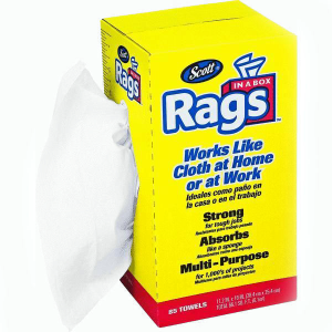 All-Purpose Rags in a Box