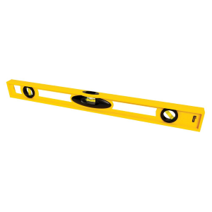 "24"" High Impact ABS I-Beam Level"
