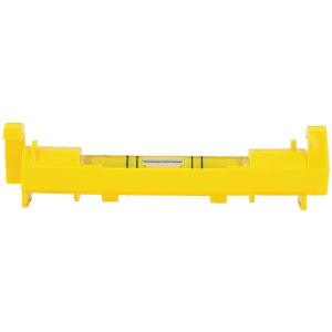 "3"" High Visibility Plastic Line Level"