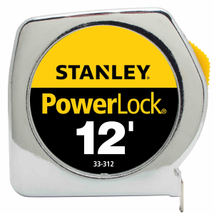 12 ft. PowerLock Tape Rule