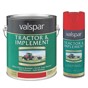 International Harvester Tractor and Implement Paint