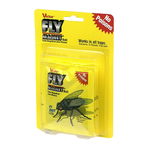 Fly Magnet Replacement Bait - 3 Packets