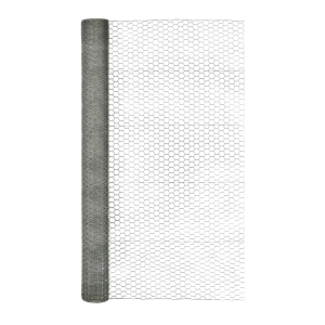 "60"" Galvanized Hex Netting with 1"" Opening"