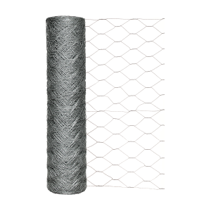 "24"" Galvanized Hex Netting with 2"" Opening"