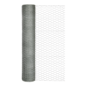 "36"" Galvanized Hex Netting with 1"" Opening"