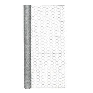 "60"" Galvanized Hex Netting with 2"" Opening"