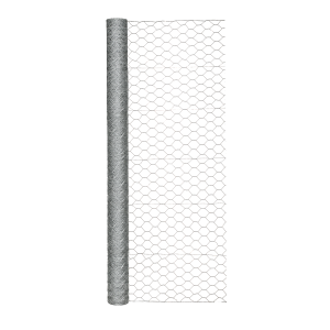 "72"" Galvanized Hex Netting with 2"" Opening"