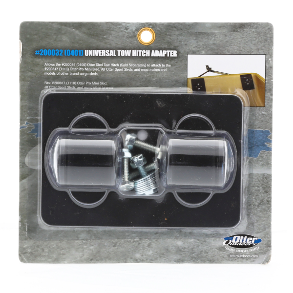 Otter Outdoors Universal Tow Hitch Adapter