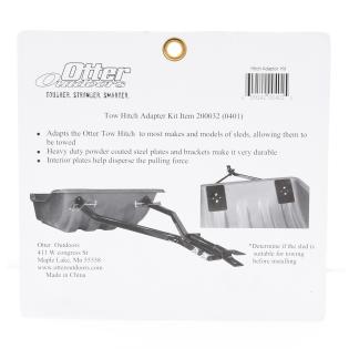 Murdoch's – Otter Outdoors - Universal Tow Hitch Adapter