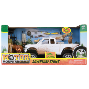 Motor Mountain Adventure Series Deluxe Hunting Set