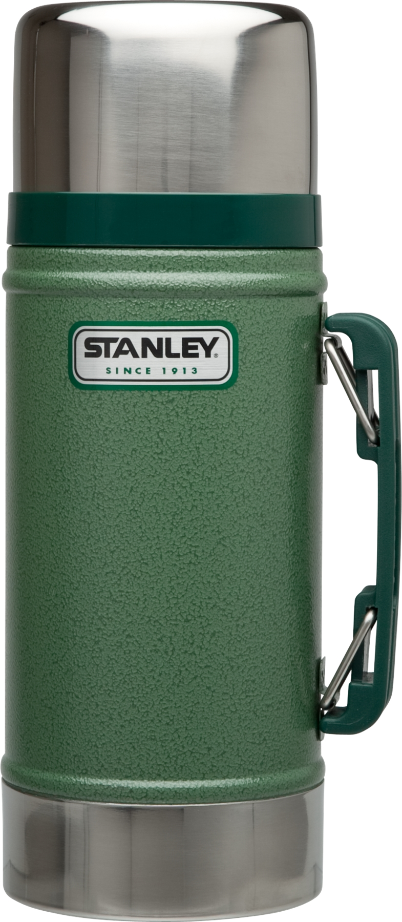 Stanley Classic Wide Mouth 24 oz Stainless Bottle Canteen Thermos 10-01229-014