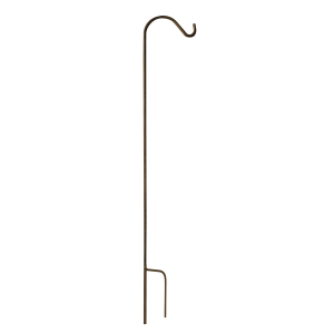 Single Hook Bronze Homeland Shepherd Hook